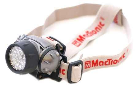 Latarka czołowa Mactronic HL731L
