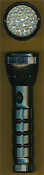 Latarka GMGLITE 32 LED