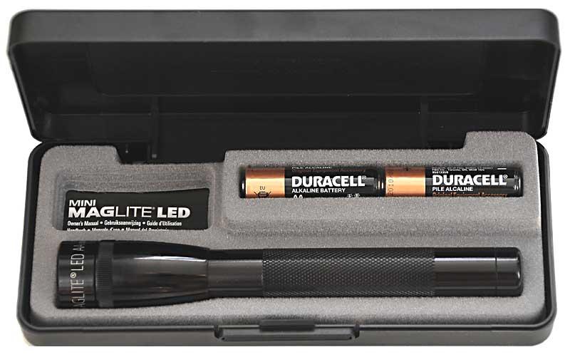 b3d93f02fea8 Latarka MAGLITE LED AA2 na 2 baterie AA policyjna taktyczna wojskowa etui